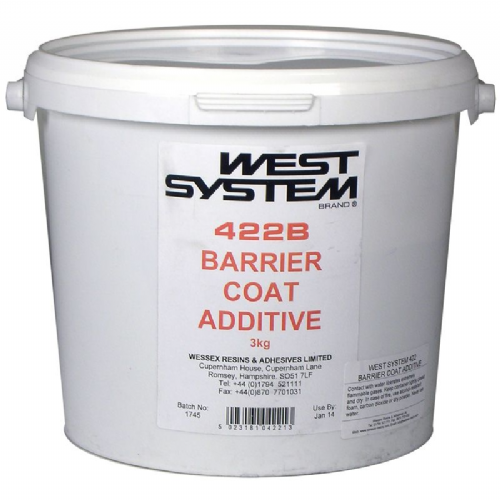 West System West 422B Barrier Coat Additive 3kg